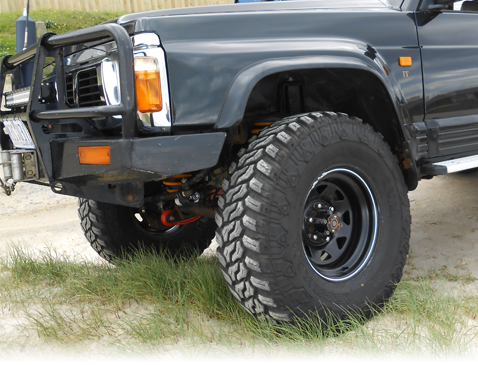 4WD Suspension11